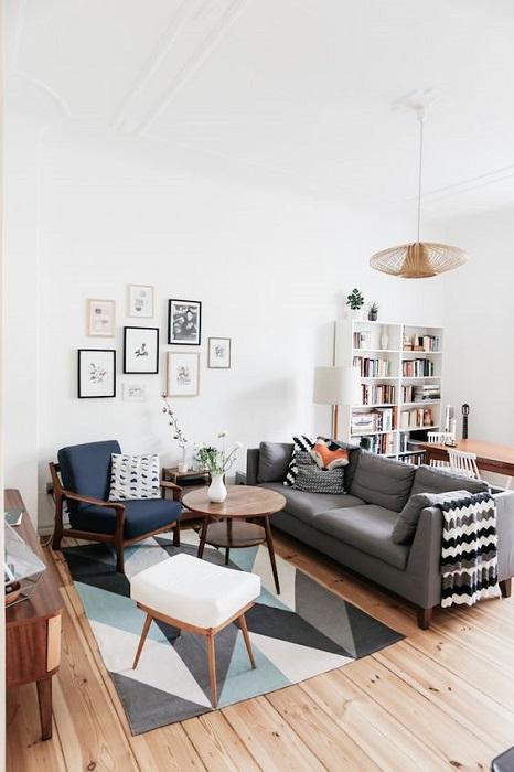 15 Scandinavian Living Room Interior Ideas Bring New Look In 2019