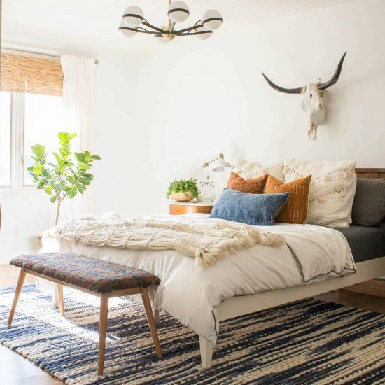 5 Smart Ways to Create Mid-Century Bedroom Interior Easily!