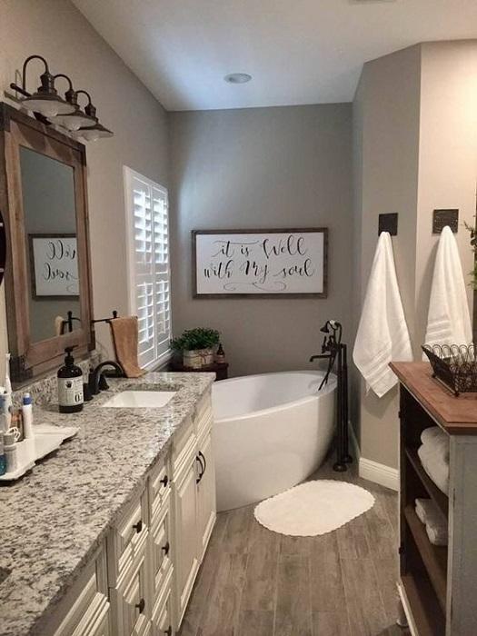 15 Cozy And Stunning Small Bathroom Interior Ideas Inspire ...