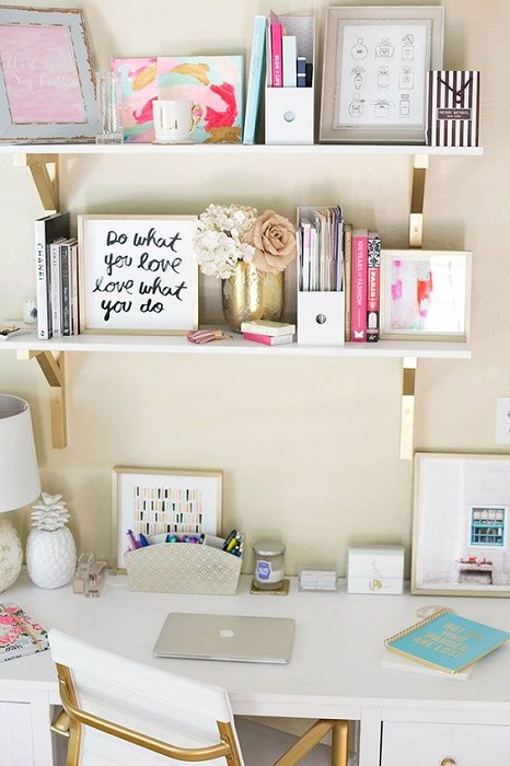 15 Gorgeous Home Office Interior Design Ideas For Women Must See