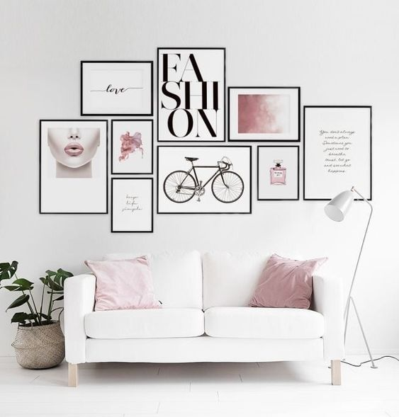 15 Inspiring Wall Art Home Decor Ideas Mesmerize You Perfectly