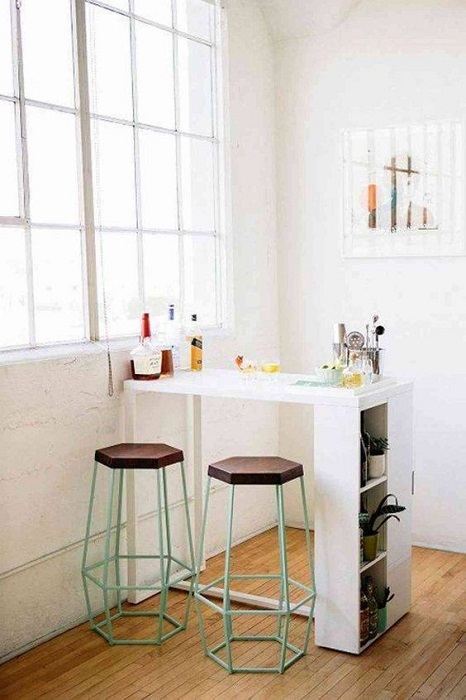 3 Easy Tips To Make Small Kitchen Table Bar To Mesmerize Your House