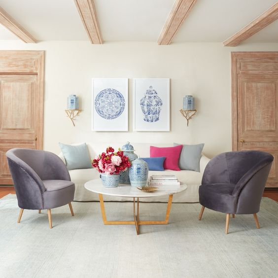 5 Inspiring Tips To Use Small Round Table In Each Part Of Your House