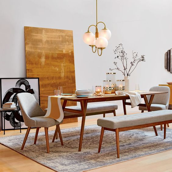 20 Best Minimalist Dining Room Design Ideas For Dinner: Inspiring 15 Scandinavian Japanese Minimalist Dining Room