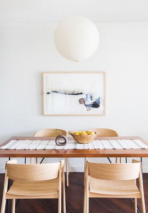Inspiring 15 Scandinavian Japanese Minimalist Dining Room Mixing