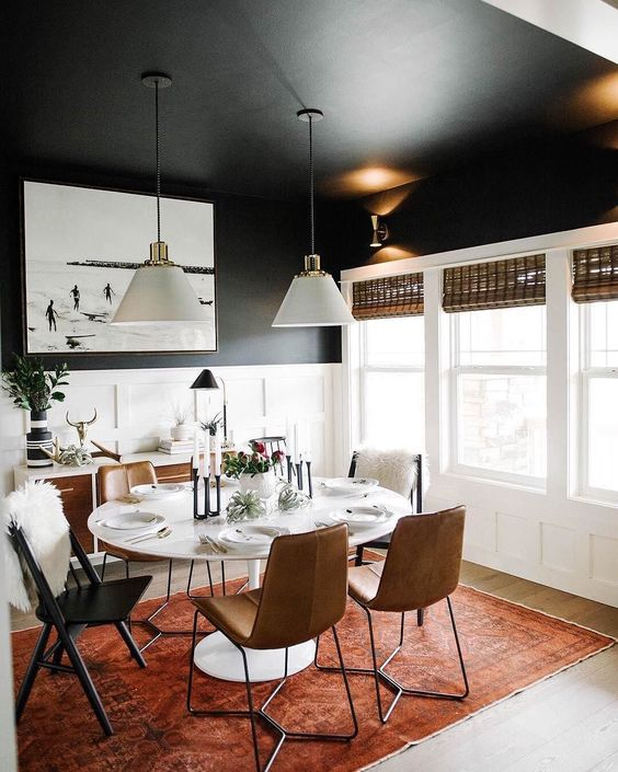 3 Creative Ways To Beautify A Modern Open Dining Room Design