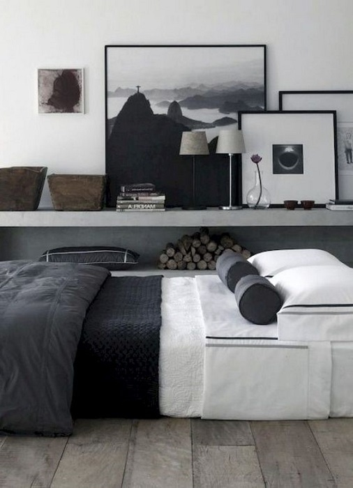3 Masculine Bedroom Interior Designs And Tips For Men