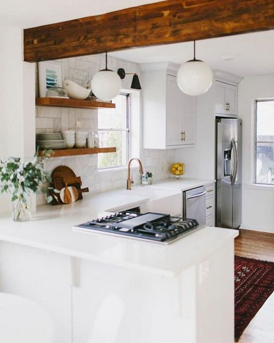 How To Make A Small Kitchen Interior Design Looks Spacious? Find Out The Tips!