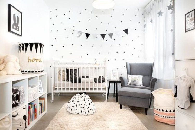 Inspiring Ways To Beautify Small Nursery Room Like A Pro