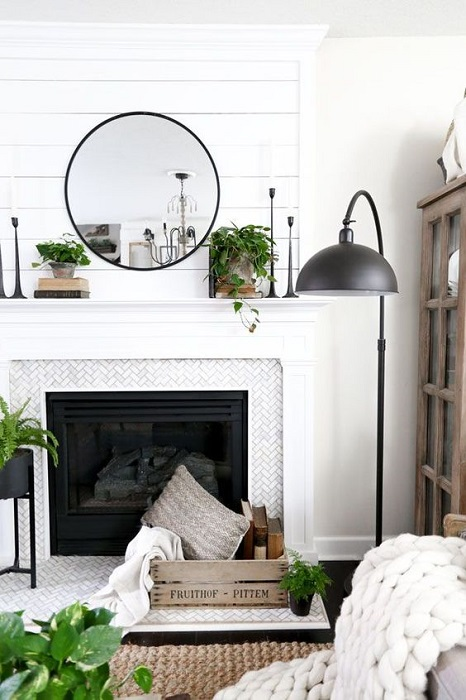 How To Use A Round Wall Mirror? Look At These Smart Tips
