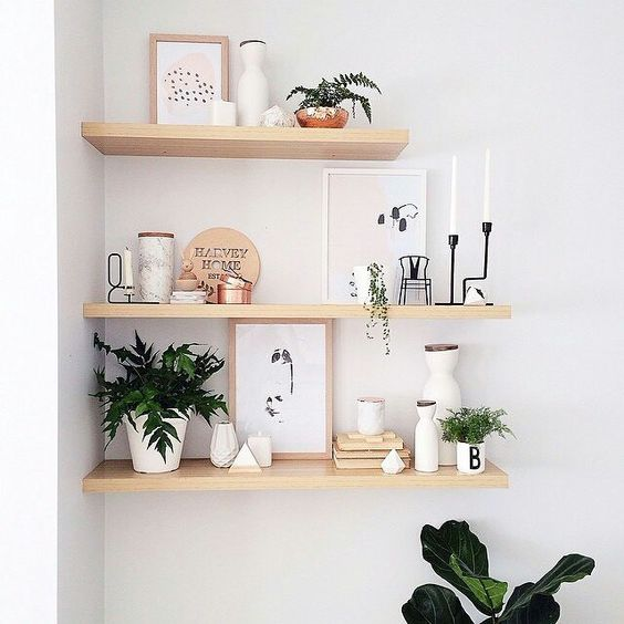 3 Modern Wall Shelf Types For Small Space Including Brilliant Tips Here