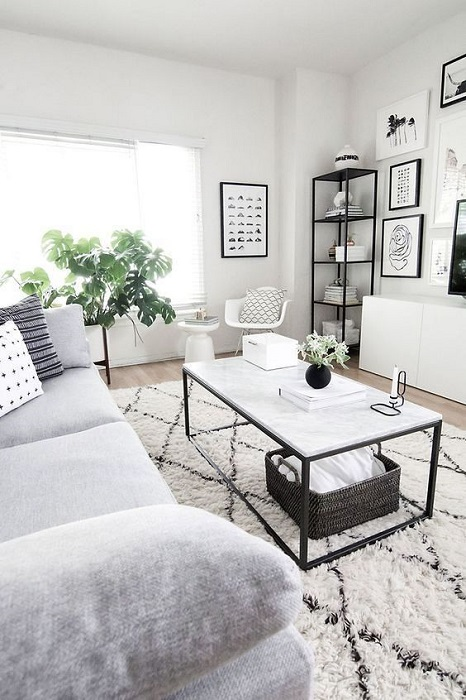 5 Brilliant Tips To Produce Positive Vibe Inside Small Living Room You Must See