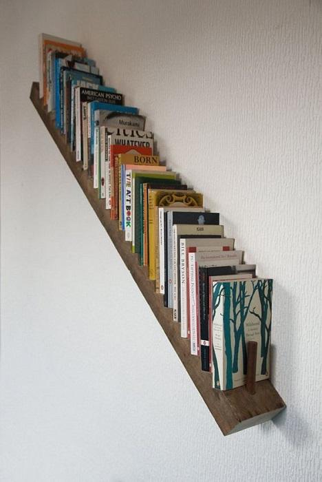 Fabulous Bookshelf DIY Ideas To Upgrade Your Home Improvement