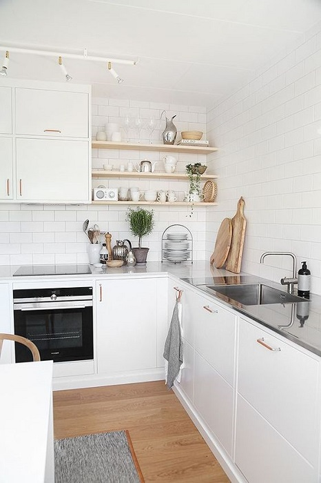 Find 15 Small Scandinavian Kitchen Ideas And Decors For Amazing Sense