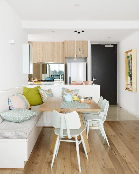 Get 3 Genius Tips To Create Modern Small Dining Room Area To Be Awesome And Stunning