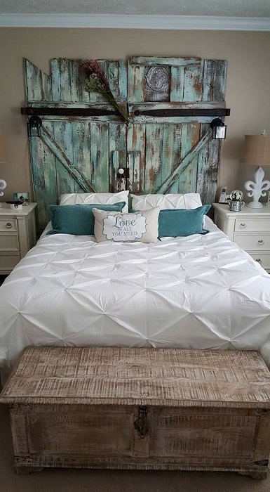 How To Create A DIY Rustic Wooden Headboard Design? Find Brilliant Tips And Ideas Perfectly Here