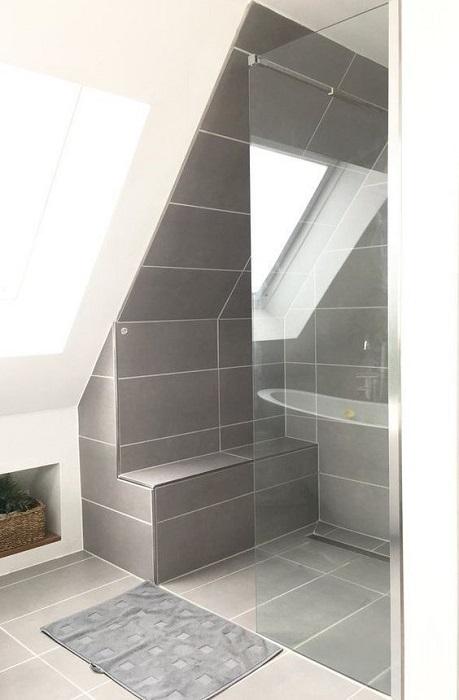15 Chic And Modern Attic Bathroom Interior Design Ideas To Refresh Your Mood