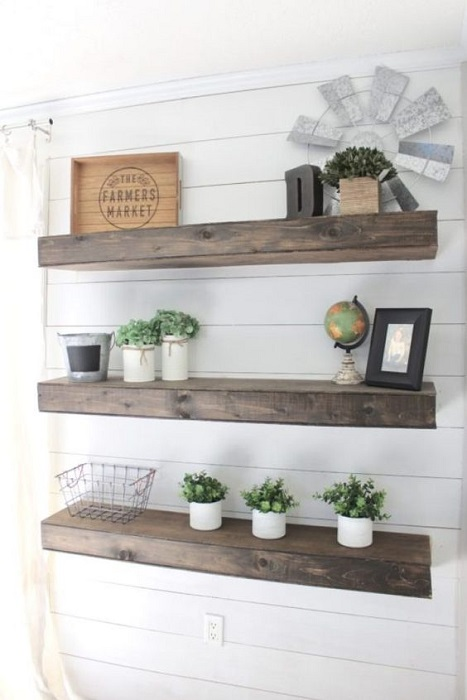 How To Use Floating Shelves Home Decor At Home? Get Smart Tips And Ideas Here