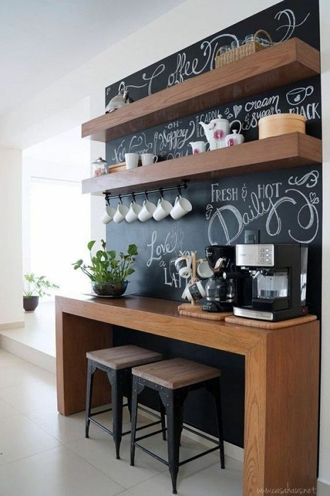 Having Limited Space In The Kitchen? Use Kitchen Table Bar Design Ideas To Make It Spacious
