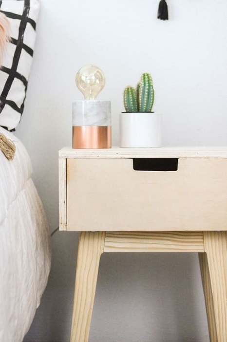 Take A Look At 5 Easy Tips To Use Mid-Century Nightstand Design In Your Modern Bedroom